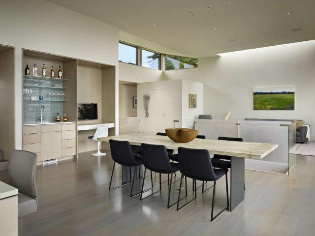 Hillside Modern Dining Room