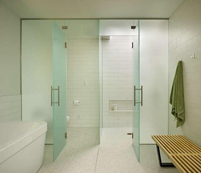 Lakewood Mid-Century Master Bathroom