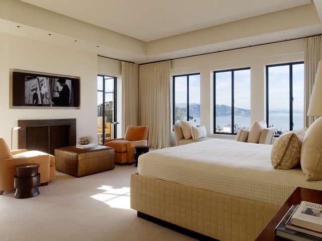 Pacific Avenue Residence, San Francisco, CA