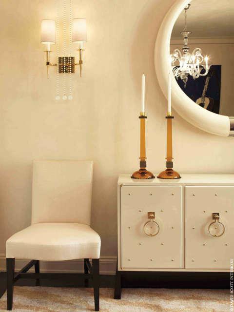 Central Park West Dining Room Photo: Marili Forastieri