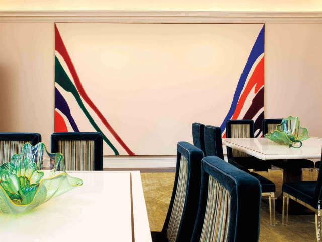Fifth Avenue Dining Room Photo: Antoine Bootz
