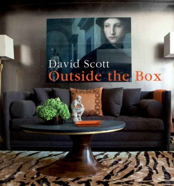 David Scott&#8\2\17;s New Book: Outside the Box, Published by Pointed Leaf Press Photo: Antoine Bootz