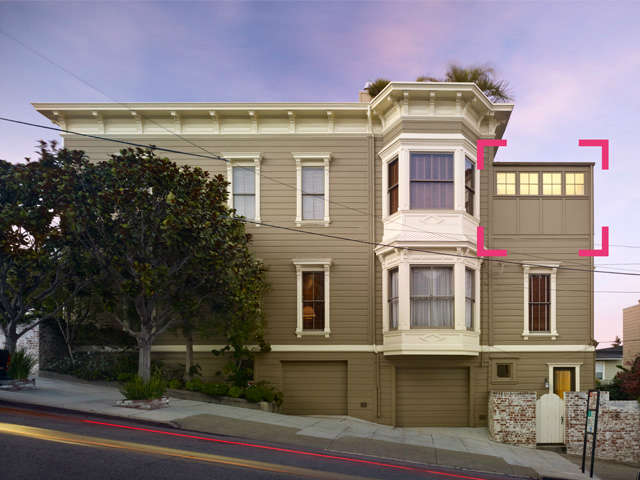 Castro Street Residence