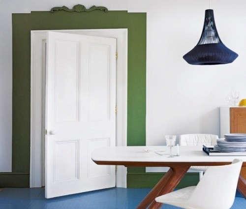 dark-green-painted-door-frame-remodelista