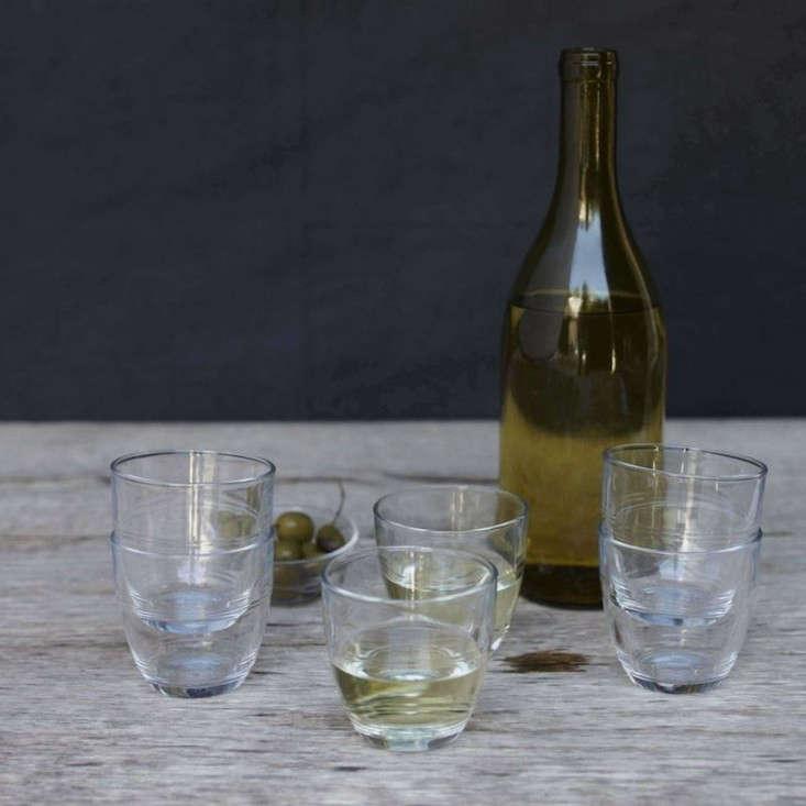elsie-green-duralex-gigogne-glass-Remodelista