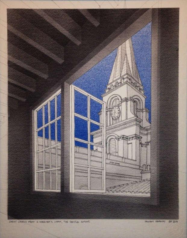 10X10-London-Christ-Church-Bill-Hanway-Drawing-Remodelista