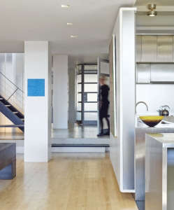 Murphy Burnham & Buttrick Architects, New York Loft | Remodelista