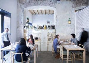 28 Posti Restaurant Interior Remodelista