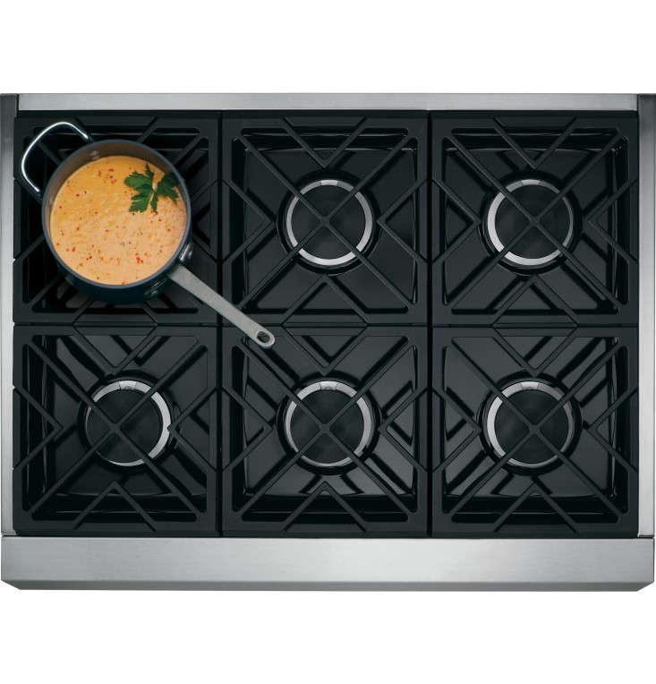 ge monogram  pro-quality appliances that speak in a whisper