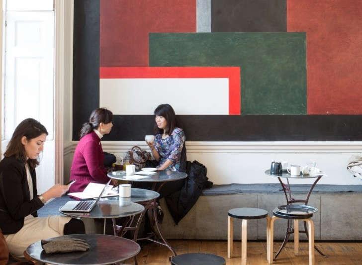 A Rarified Restaurant Mos at Blue Mountain School in London portrait 23