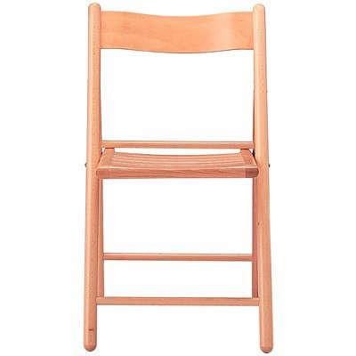 Beech Folding Chair Remodelista