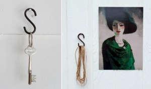 Fog Linen Works S Hook, Remodelista