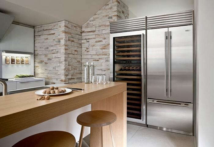 A Perfect Pairing Sub Zero S French Door Refrigerator And