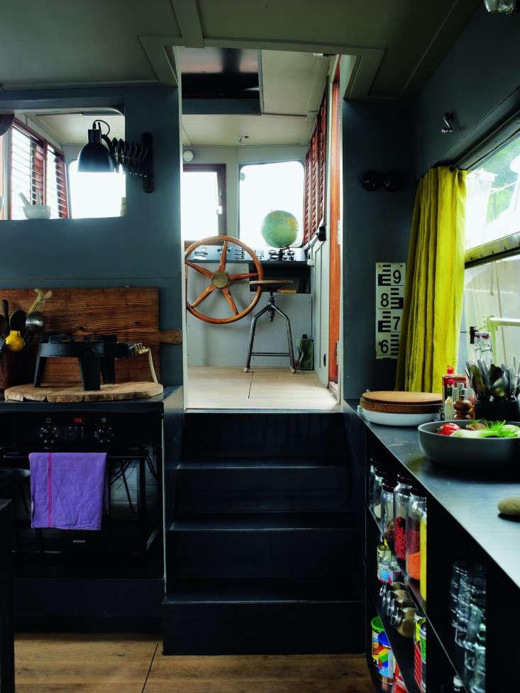 71br-Valerie-Mazerat-houseboat-Richard-Powers-Thames-&-Hudson-Remodelista
