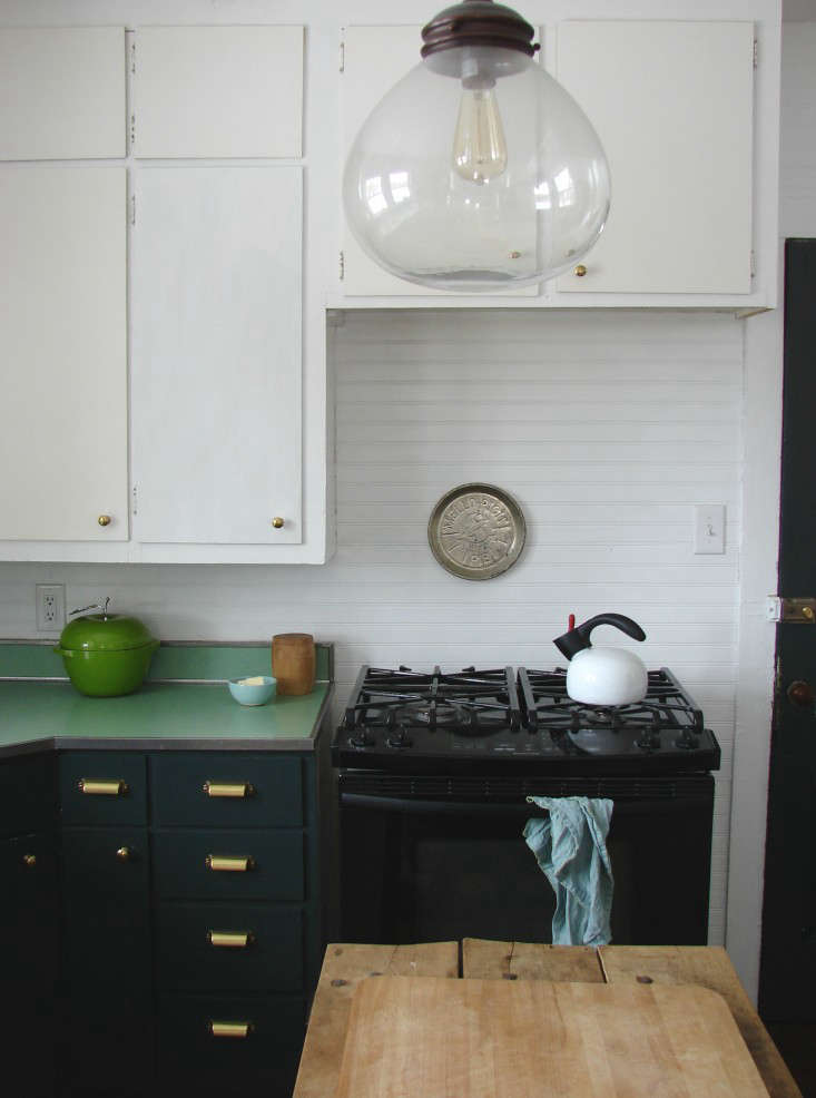 Kitchen Of The Week A DIY Overhaul For Under 500