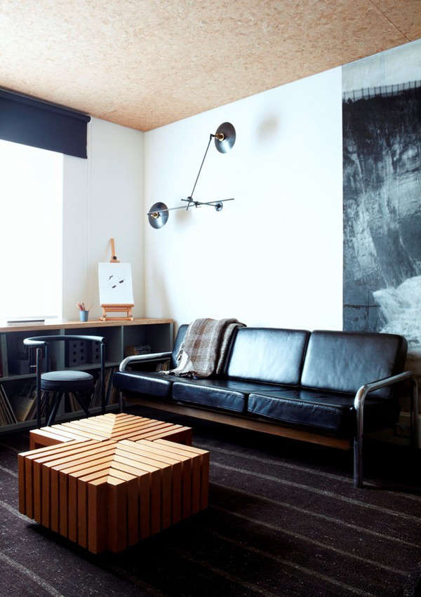 Ace-hotel-london-leather-couch-Remodelista