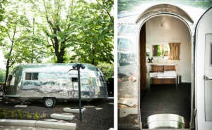 The Hotel Daniel in Vienna Airstream Trailer | Remodelista