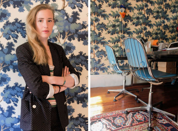 Alix-Thomsen-and-Floral-Wallpaper