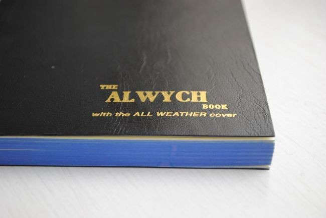Alwych All Weather Notebook, Remodelista