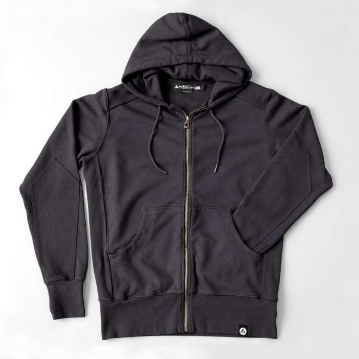 American Giant Hoodie in Phantom Gray, Gifts for the Techie, Remodelista