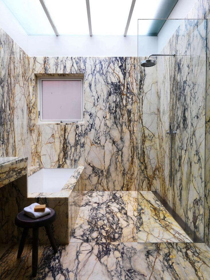 10 Favorites Exotic Marble In Modern Spaces Remodelista