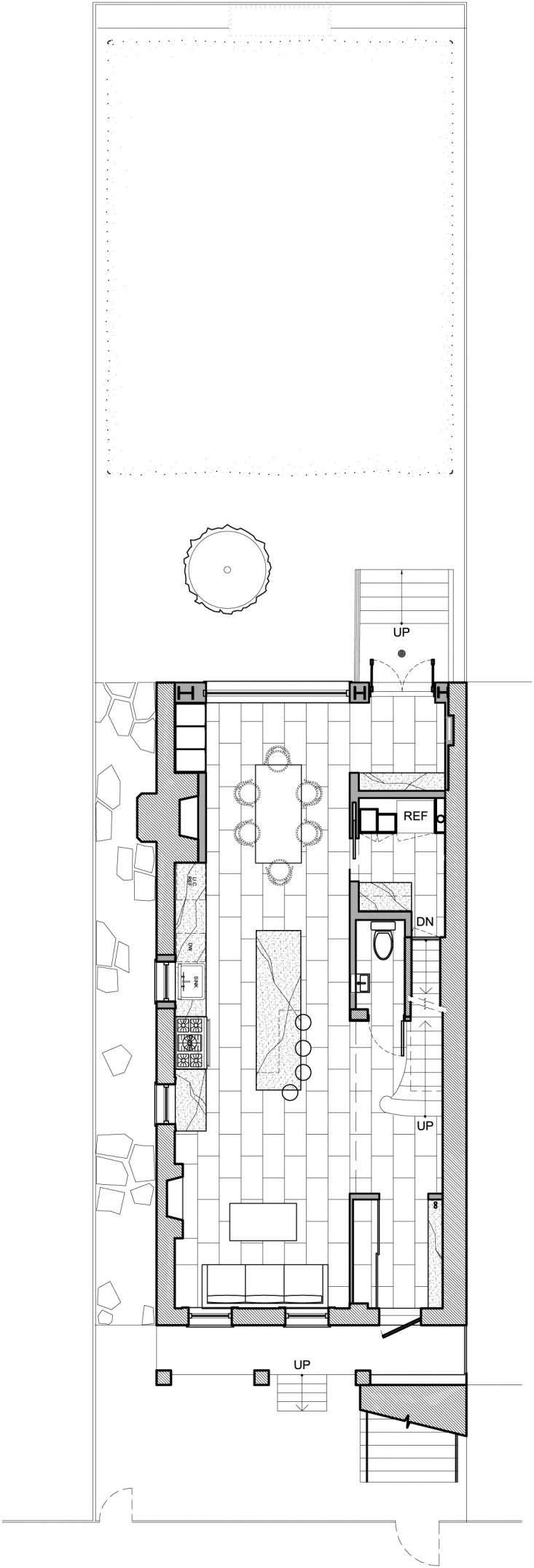 Annabelle-Selldorf-Brooklyn-kitchen-renovation-layout