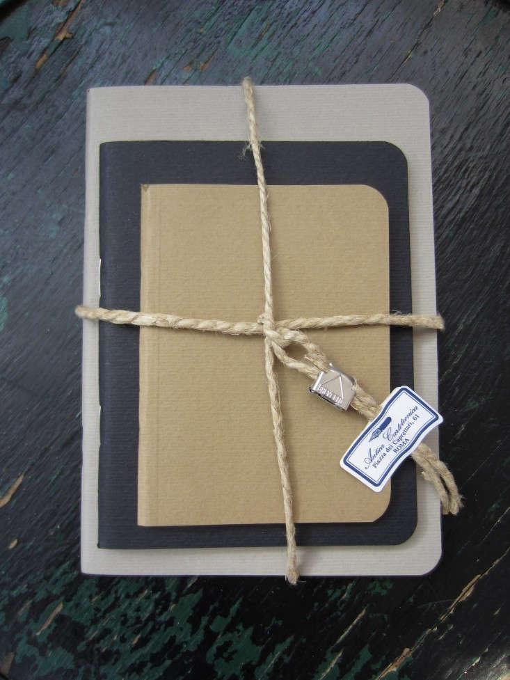 Antica-Cartontecnica-notebooks-Unionmade-Remodelista