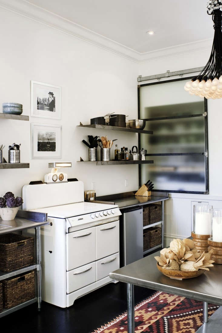 kitchen of the week the three lives of antonio martins 39 s sf kitchen remodelista. Black Bedroom Furniture Sets. Home Design Ideas