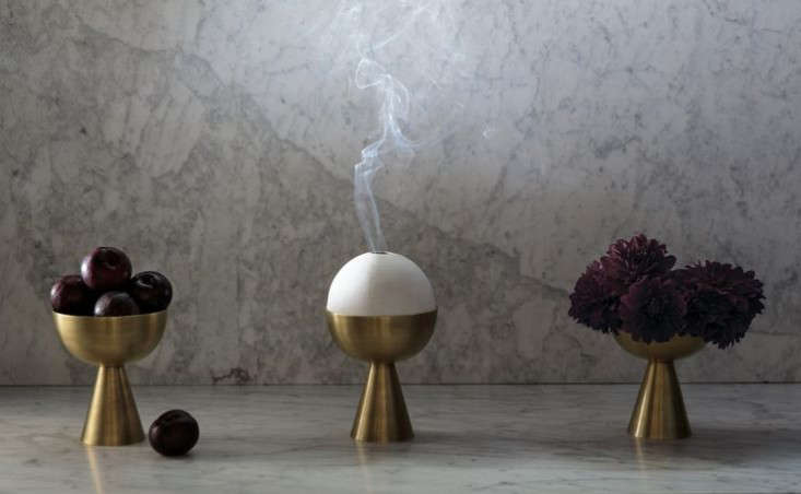 Scents and Sensibility: A Glamorous Incense Holder