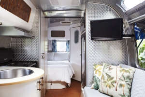 Atlantic Byron Bay, Airstream Interior | Remodelista