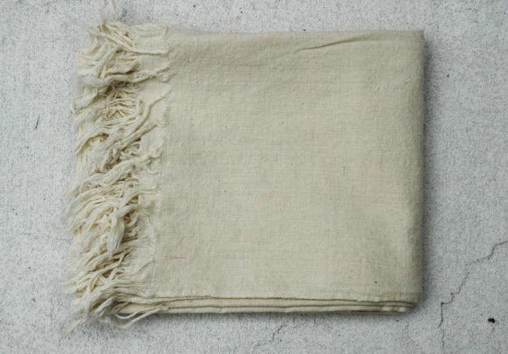 Auntie-Oti-fringe-towel-unbleached-Remodelista