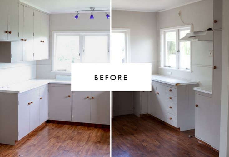 Kitchen of the Week: A New Zealand Blogger's $600 DIY ...