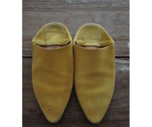 Babouche-slippers-Remodelista