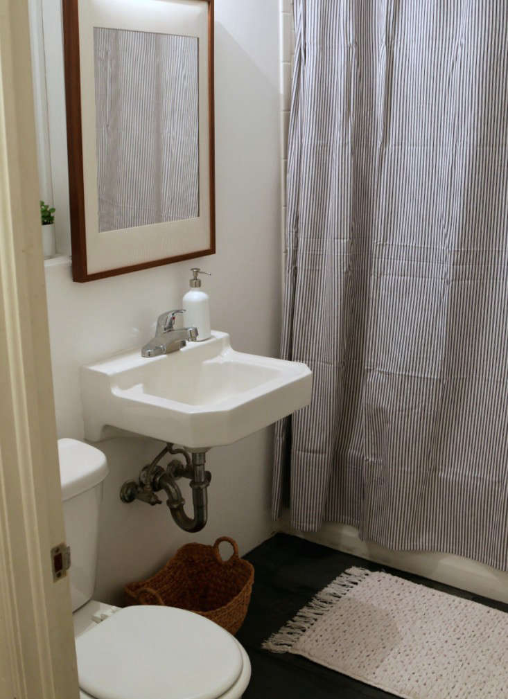 Small Bathroom Remodel Under 5000 before & after: the two-week bath remodel for less than $5,000