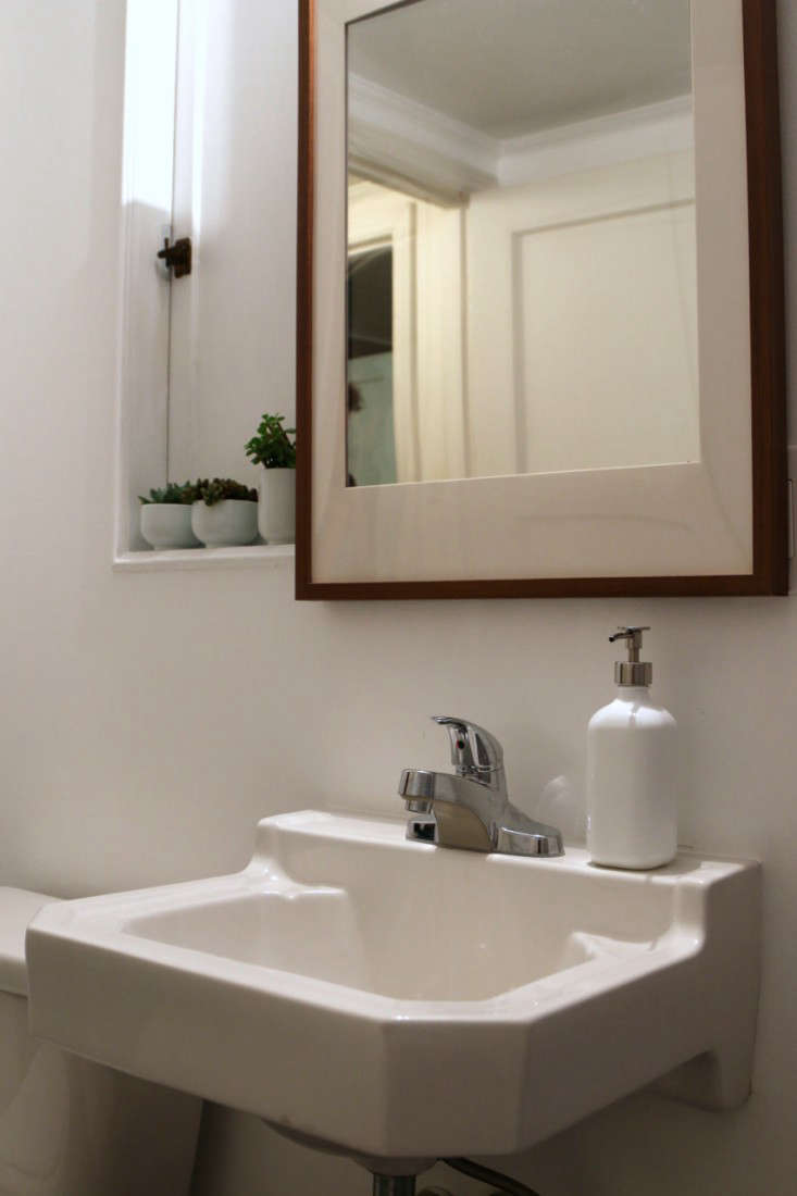 Before after the two week bath remodel for less than - Images of bathroom remodels ...