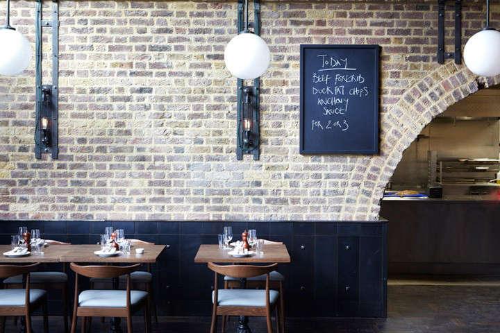 A Rarified Restaurant Mos at Blue Mountain School in London portrait 43
