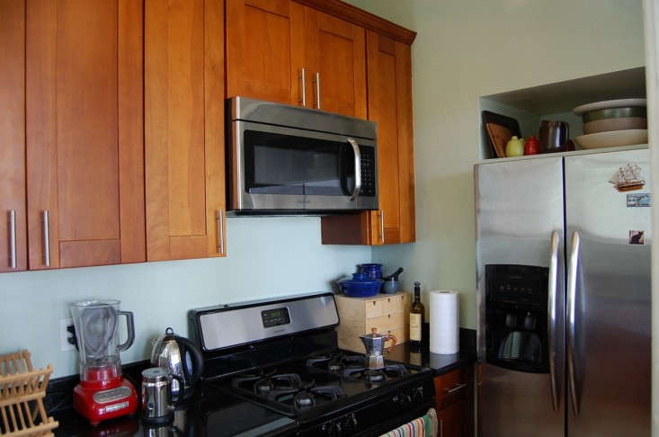 Before Photo of Apartment Kitchen Rehab, Remodelista