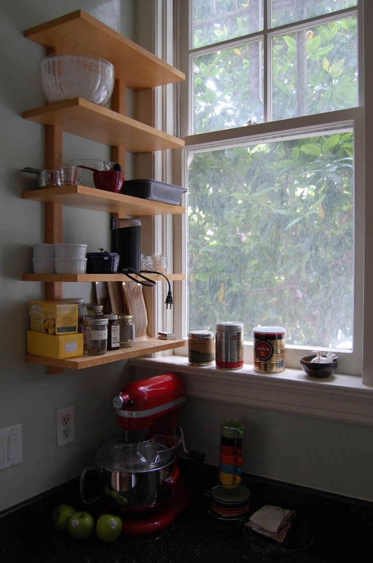Before Photo of Kitchen, Remodelista