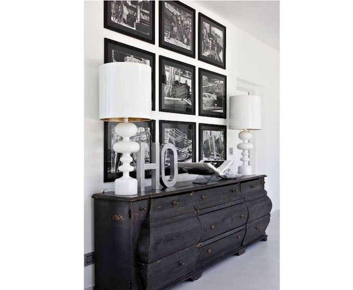 Belgian-Pearls-Black-Painted-Dresser-Remodelista