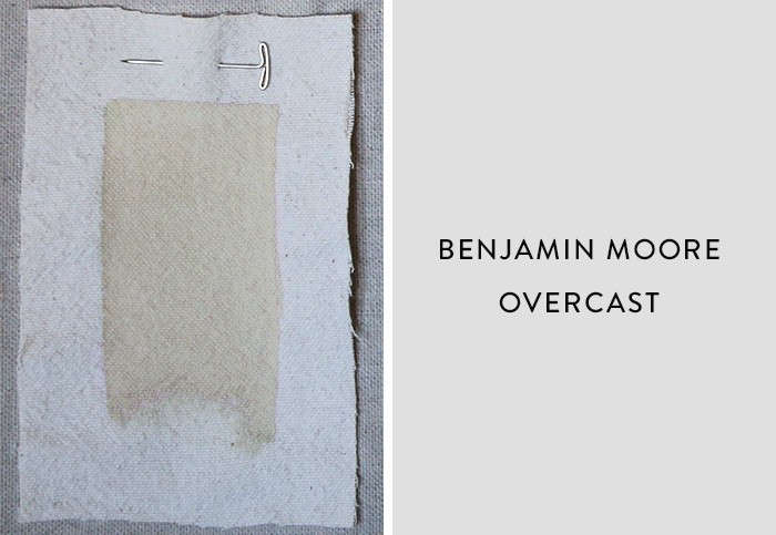 Benjamin Moore_Overcast, Best Paint Color for Urban Small Dark Kitchens, Remodelista