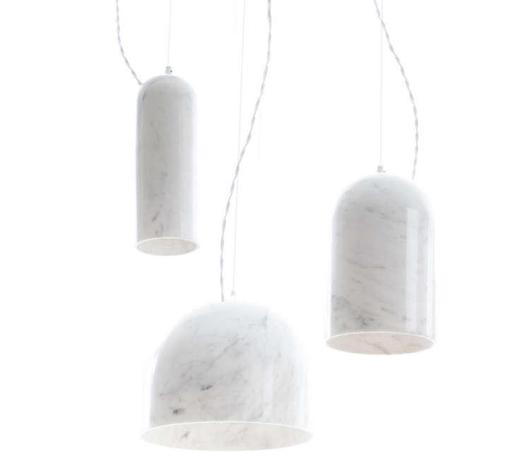 Benjamin-Huber-Quarry-Marble-Lamp-Trio-Remodelista