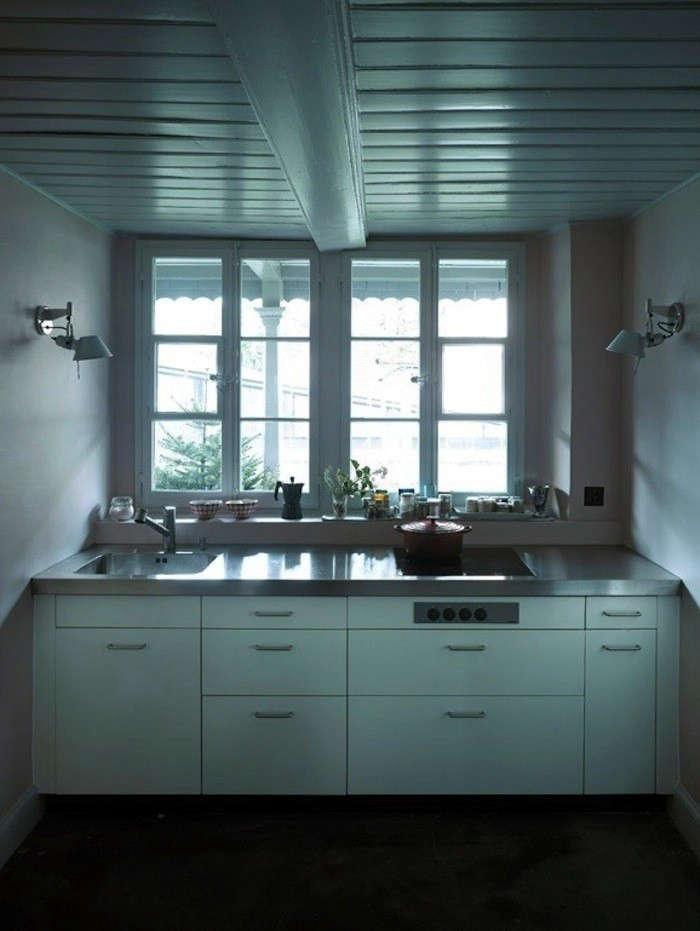 Berdorf-Chalet-Bernese-Oberland-Tolomeo-Wall-Spot-Light-Remodelista