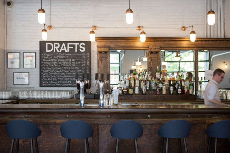 Berg'n-Beer-Hall-Brooklyn-Annabelle-Selldorf-Douglas-Lyle-Thompson-Remodelista-24