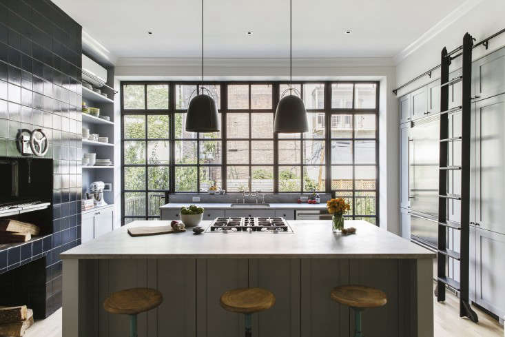 Steal This Look An Industrial Kitchen In A Brooklyn