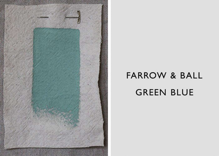 Best Jade and Celadon Green Paint Colors, Farrow & Ball Green Blue, Remodelista