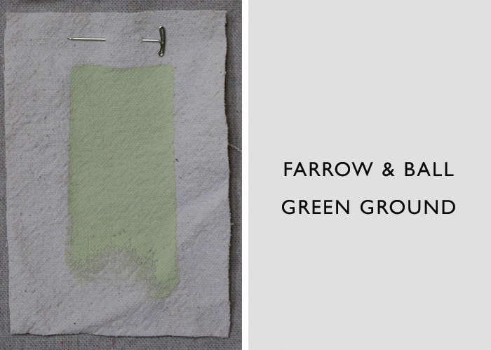 Best Jade and Celadon Green Paint Colors, Farrow & Ball Green Ground, Remodelista