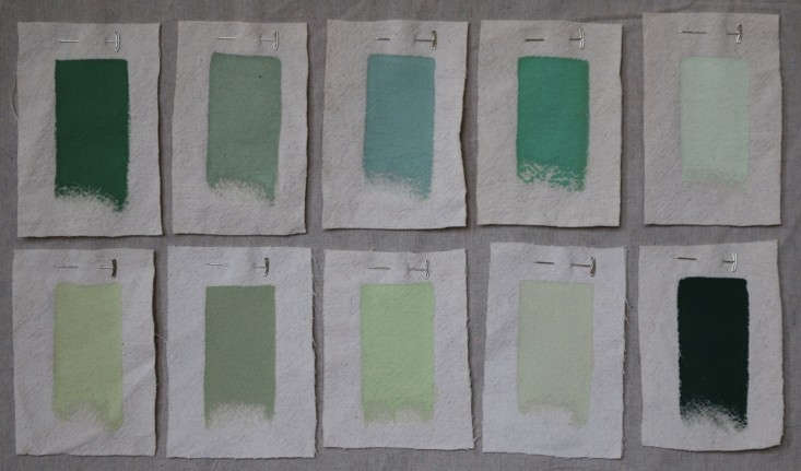 Best Jade and Celadon Green Paint Colors, Remodelista