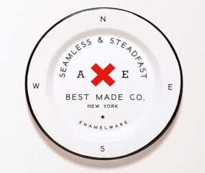 Best Made Co. Enamel Plates, Remodelista