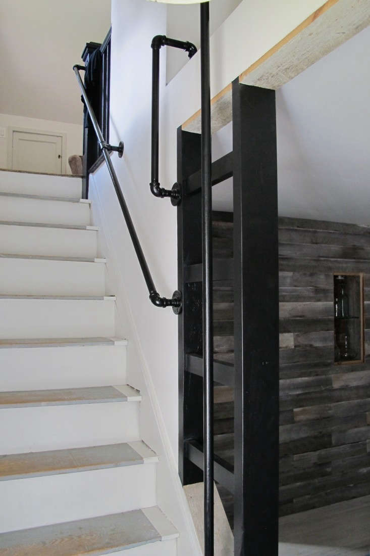 Black-Stair-Ladder-Materia-Design- Remodel-Ulster-County-Remodelista