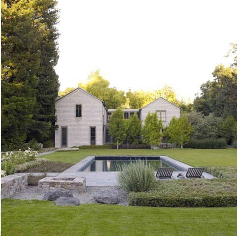 Blasen Landscape Architecture Atherton House and Pool, Gardenista